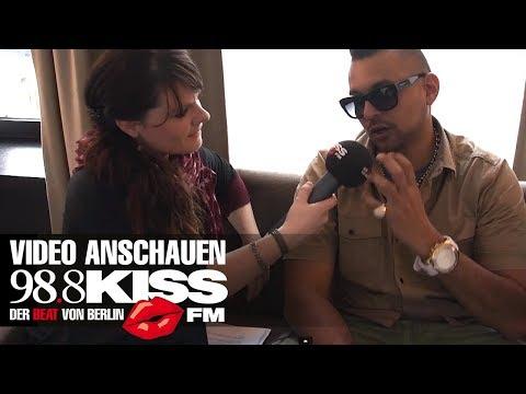 SEAN PAUL IM KISS FM INTERVIEW MIT MARIE
