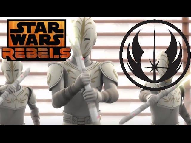 Grey Jedi In Star Wars Rebels Season 2 Theories Clipzui