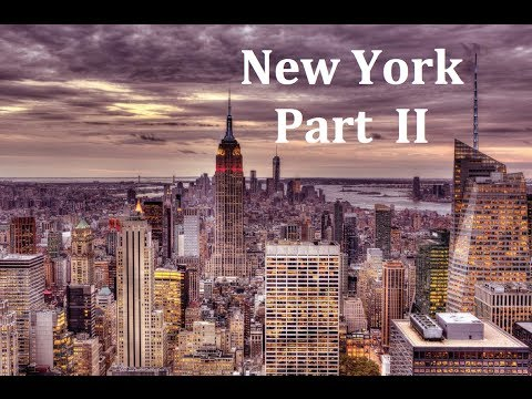 NEW YORK URLAUB PART 2