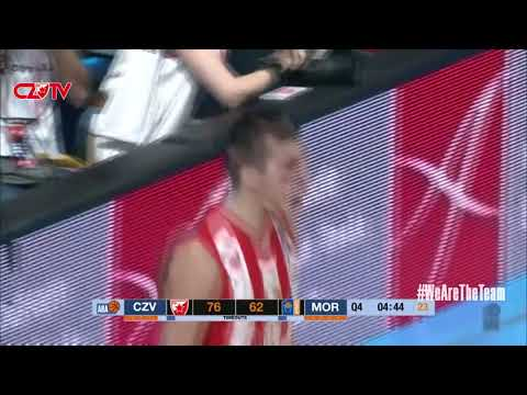 Play of the game: Ognjen Dobrić | Crvena zvezda mts - Mornar