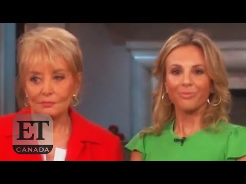 Elisabeth Hasselbeck Almost Quit 'The View' After Fight With Barbara Walters
