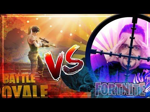 Fortnite : Sfida Pazzesca in End Game 1Vs1 ... Altro che Ninja