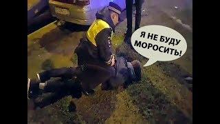 """""""Я не моросил!""""  В Тюмени пьяный водитель на ВАЗ-2110 устроил ДТП (Мат, 18+)"""