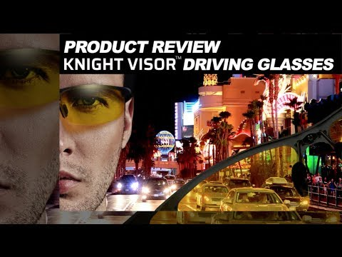 dc0ba0913c7 Product Review  Knight Visor Night Driving Glasses by BLUPOND and Anti Blue  Light