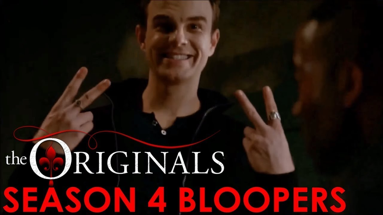 Download The Originals Bloopers and Joseph Morgan Bloopers