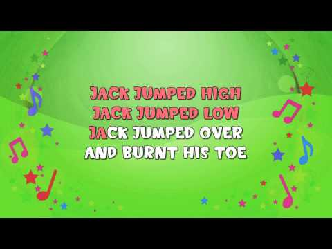 Jack Be Nimble | Spoken Rhyme