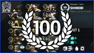 For Honor - REPUTATION 100 | Duels With Highest Reps! thumbnail