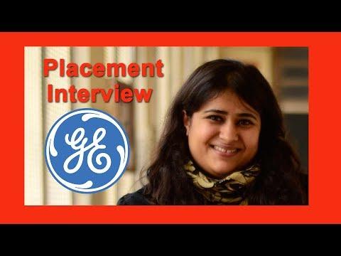 Job Interview- GE CAPITAL