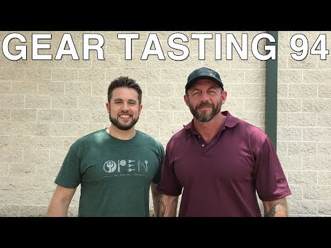 K-9 Gear with Former Navy SEAL Mike Ritland - Gear Tasting 94