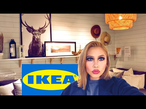 IKEA Showroom (Living Room & Kitchen Inspiration)
