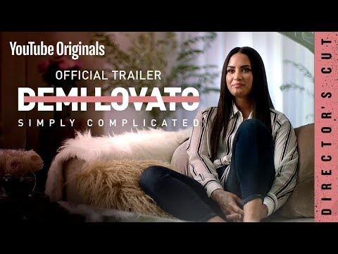 Demi Lovato: Simply Complicated - Director's Cut Trailer