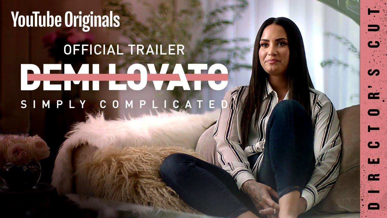 Demi Lovato: Simply Complicated - Director's Cut Trailer #1