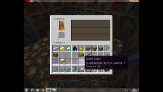 Minecraft büyü masası kullanımı