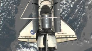 Space Video 001 - HD edit of NASA to Elevation by U2