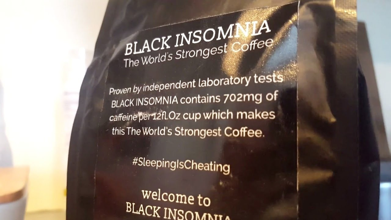 Forum on this topic: Meet The Worlds Strongest Coffee: Black Insomnia, meet-the-worlds-strongest-coffee-black-insomnia/