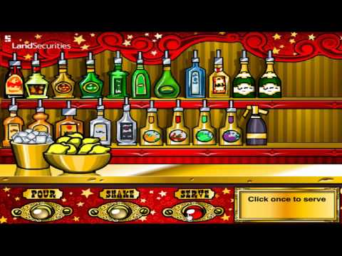 Lets Randomly Play The Right Mix Bartender Game Youtube