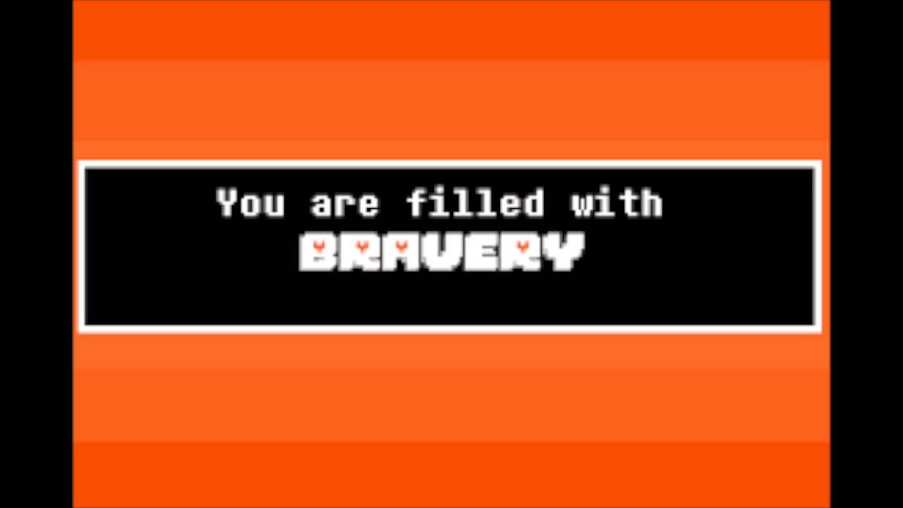 Orange Soul Undertale Game