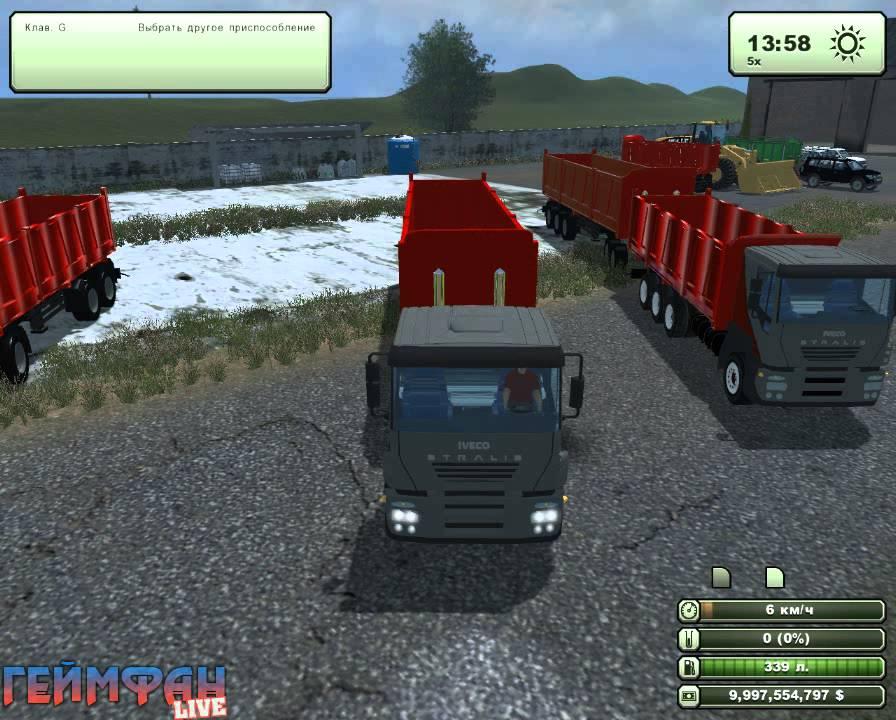 Скачать новые игры про грузовики на пк