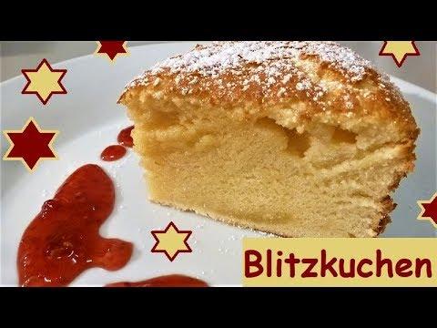 Blitzkuchen Milchmadchenkuchen Aus Nur 5 Zutaten Und Nach 5