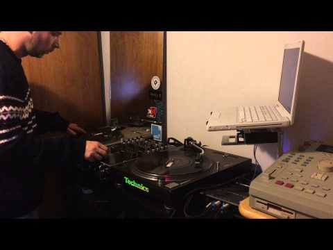 Dj Daredevil - Cutting Up Trouble Funk - Pump Me Up (Rob Swift 's #Pumpmeupchallenge)