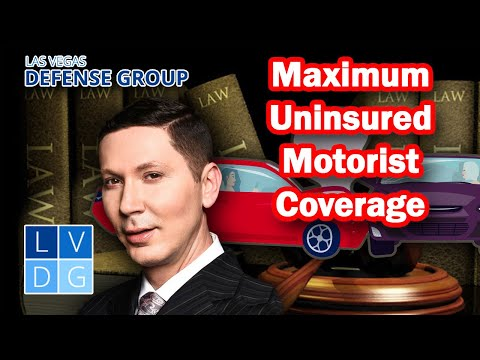 Harvard injury lawyer: You're crazy not to buy the max uninsured motorist coverage