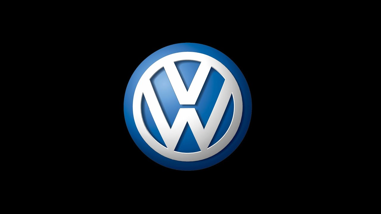 Volkswagen Logo Design Tutorial - Illustrator CC HD - YouTube