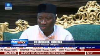 Fmr President Goodluck Jonathan Supports Nigeria's Coexistence