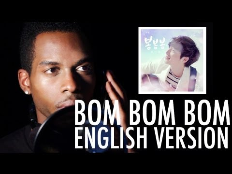 Roy Kim - Bom Bom Bom (English Cover) 로이킴 - 봄봄봄