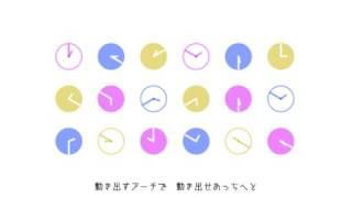 musiClock  [重音テト]