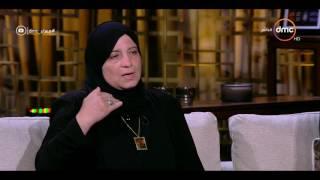 مساء dmc - إيمان غريب : تتحدث عن نجلها الشهيد المقدم شريف عمر وكيف استشهد
