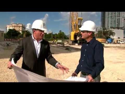 Paramount Miami Worldcenter News Magazine - Bryan Glazer - World Satellite Television News