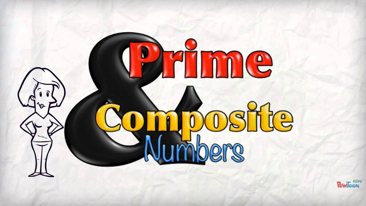 prime and composite numbers youtube