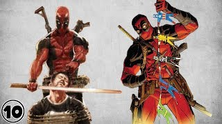 Top 10 Deadpool Kills