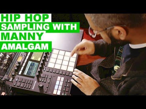 Hip Hop PLUGINS for Sampling - Removing drums, vocals - tips from Manny Amalgam