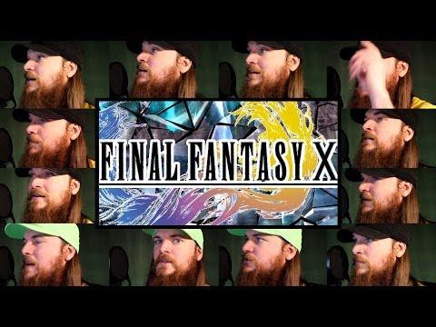 Final Fantasy X - Battle Theme Acapella