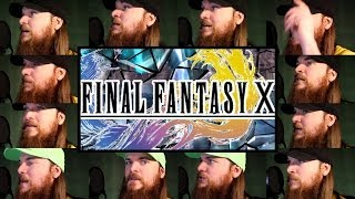 Repeat youtube video Final Fantasy X - Battle Theme Acapella