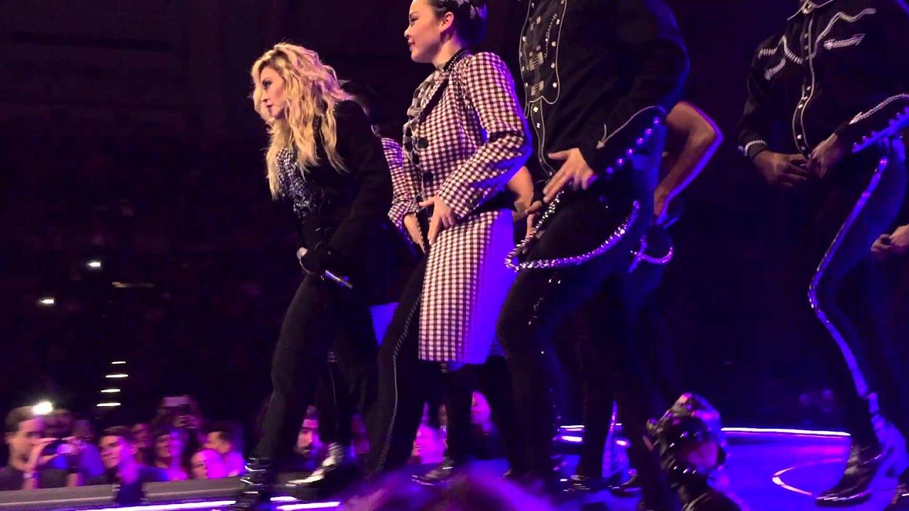 Madonna Rebel Heart Tour  Playlist