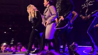 "Madonna Rebel Heart Tour: ""Deeper and Deeper"""