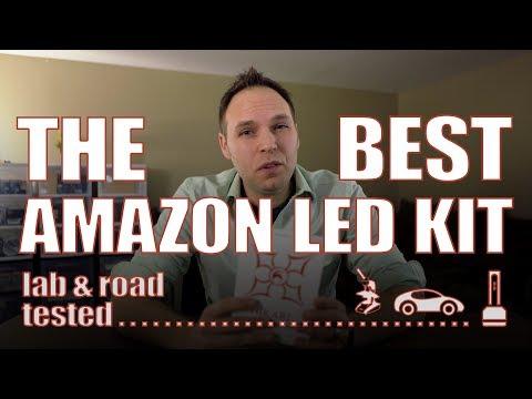 The Best Amazon LED Headlight Kit - Lab & Road Tested