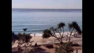 Surfers Paradise Beach and Promenade ~ Friday August 23 2013  Perfect! Thumbnail