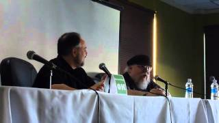 Mysticon 2016 - Q & A with George RR Martin, Part 1