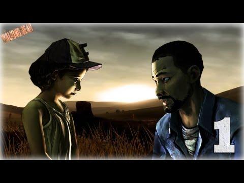 Смотреть прохождение игры The Walking Dead: Episode 1. Серия 1 - Добро пожаловать в ад.