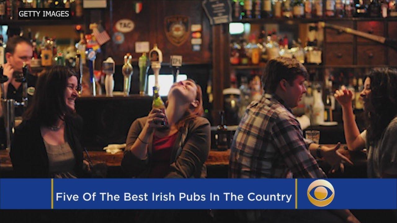 America's Best Irish Pubs