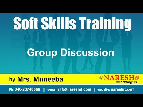 Group Discussion | Soft Skills Training