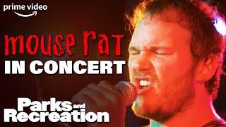 Chris Pratt's Best Mouse Rat Performances | Parks and Recreation | Prime Video