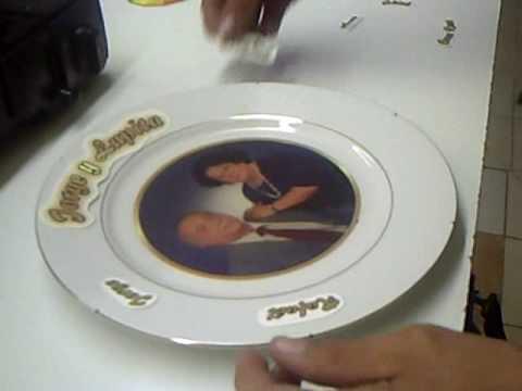 Decora platos ceramica parte i youtube for Platos de ceramica