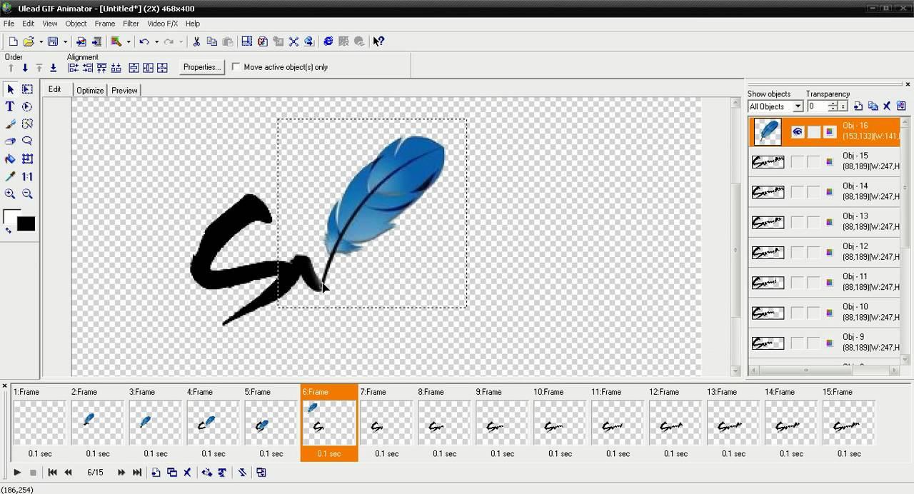 Ulead gif animator 5. 05 (free) download latest version in.