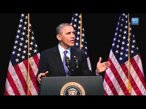 Obama's Powerful Speech On Income Inequality