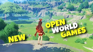 Top 10 New Open World Android & Ios Games 2019