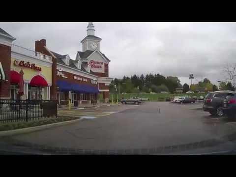 Driving from West Side of Cleveland to CiCi's in Avon, Ohio